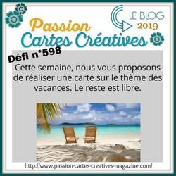 Passion cartes Créatives#598 !