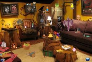 Horror room - Hidden objects