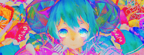 Miku no colorful World