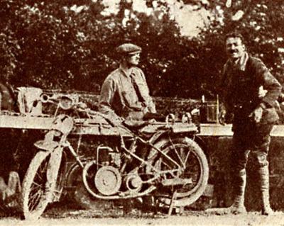 27 Mai 1922 : le premier Bol d'or (2)