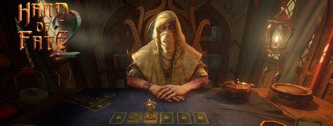 Sortie : Hand of Fate 2 : DLC The Servant and the Beast--