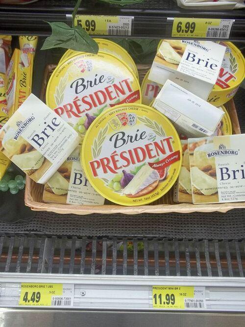 Les produits Français aux Etats Unis.