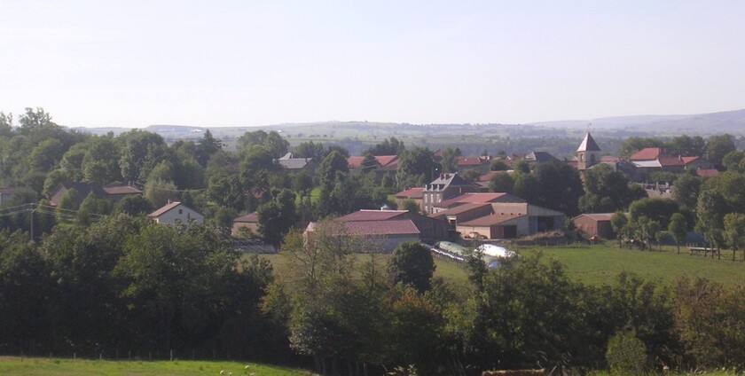 Image illustrative de l'article Saint-Mary-le-Plain
