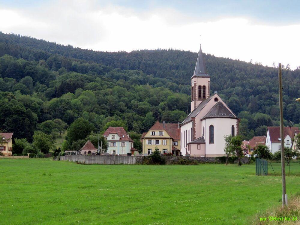 Stosswhir dans les Vosges
