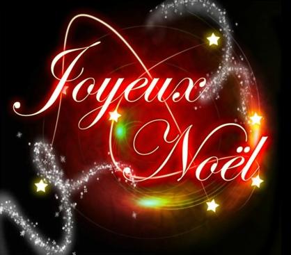 Joyeux Noël les amis !!