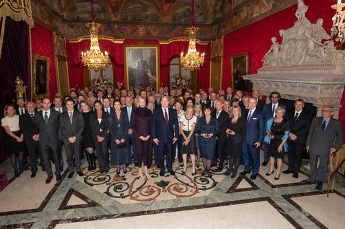 Rencontre des sites historiques Grimaldi de Monaco