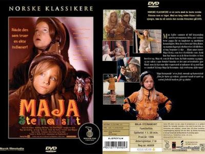 Maja Steinansikt. 1996.