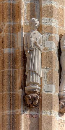 Saint Agilolf de Cologne (8ème s.)
