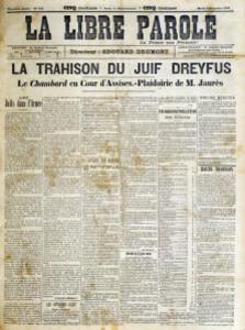 trahison juif dreyfus