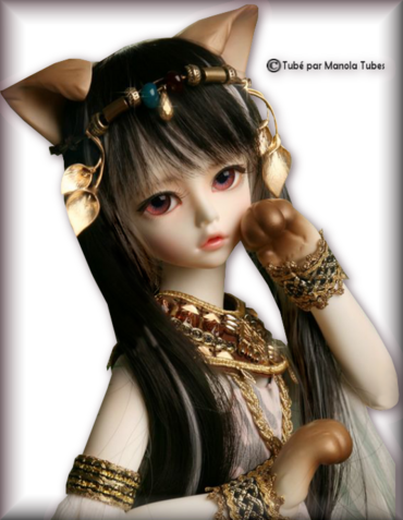 Tubes dolls 2967