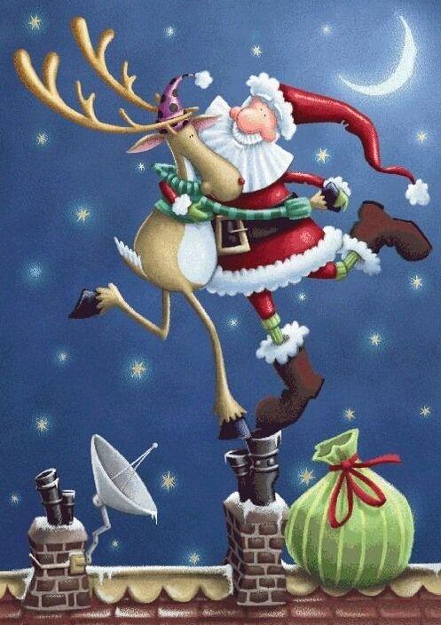 Bonjour Père Noël