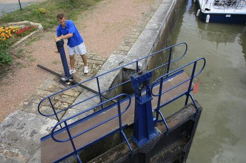Le pont cananl de Briare