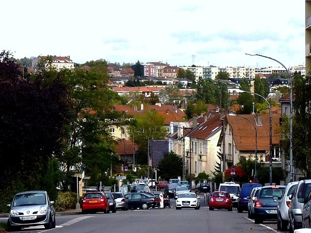 Metz le parc de La seille 28 Marc de Metz 19 10 2012