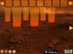 Jouer à Fantasy Mars escape