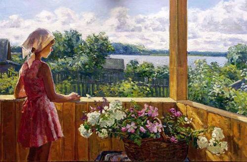 Rybakova Irina