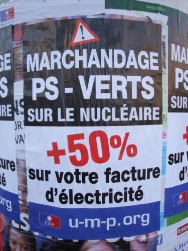 affiche politique UMP 8