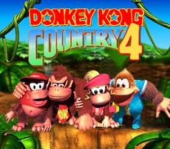 Donkey Kong Country 4: The Kongs Return en let's play !