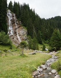 Les Lindarets - Cascade des Brochaux - 1 heure
