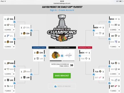 2015/16 NHL Playoffs
