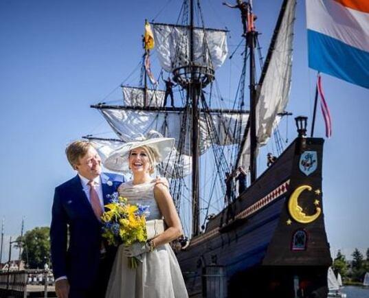 Maxima et Willem