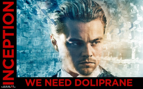 We need Doliprane Inception