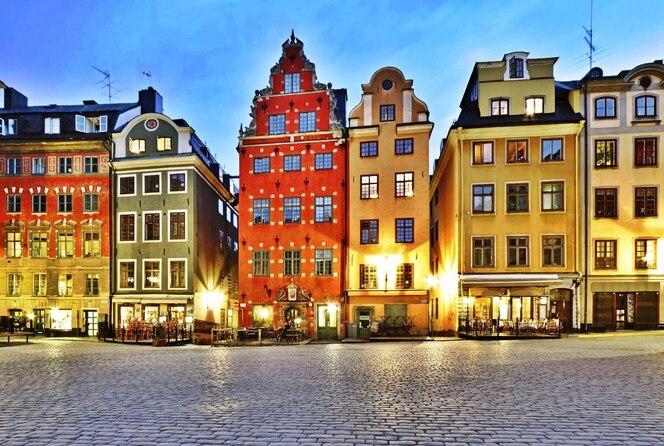 Stockholm, Stortorget Square, Sweden 01