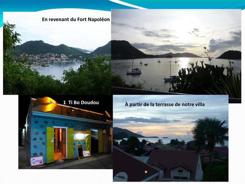 Un week-end sur l'île des Saintes (Guadeloupe)