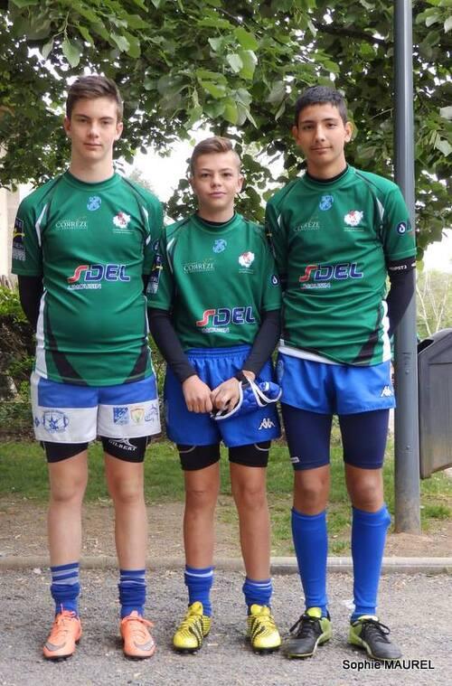 Sélection équipe de le Corrèze