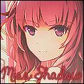 Cadeaux pour anniv en retard : Choco-Angel et Miss Shadow