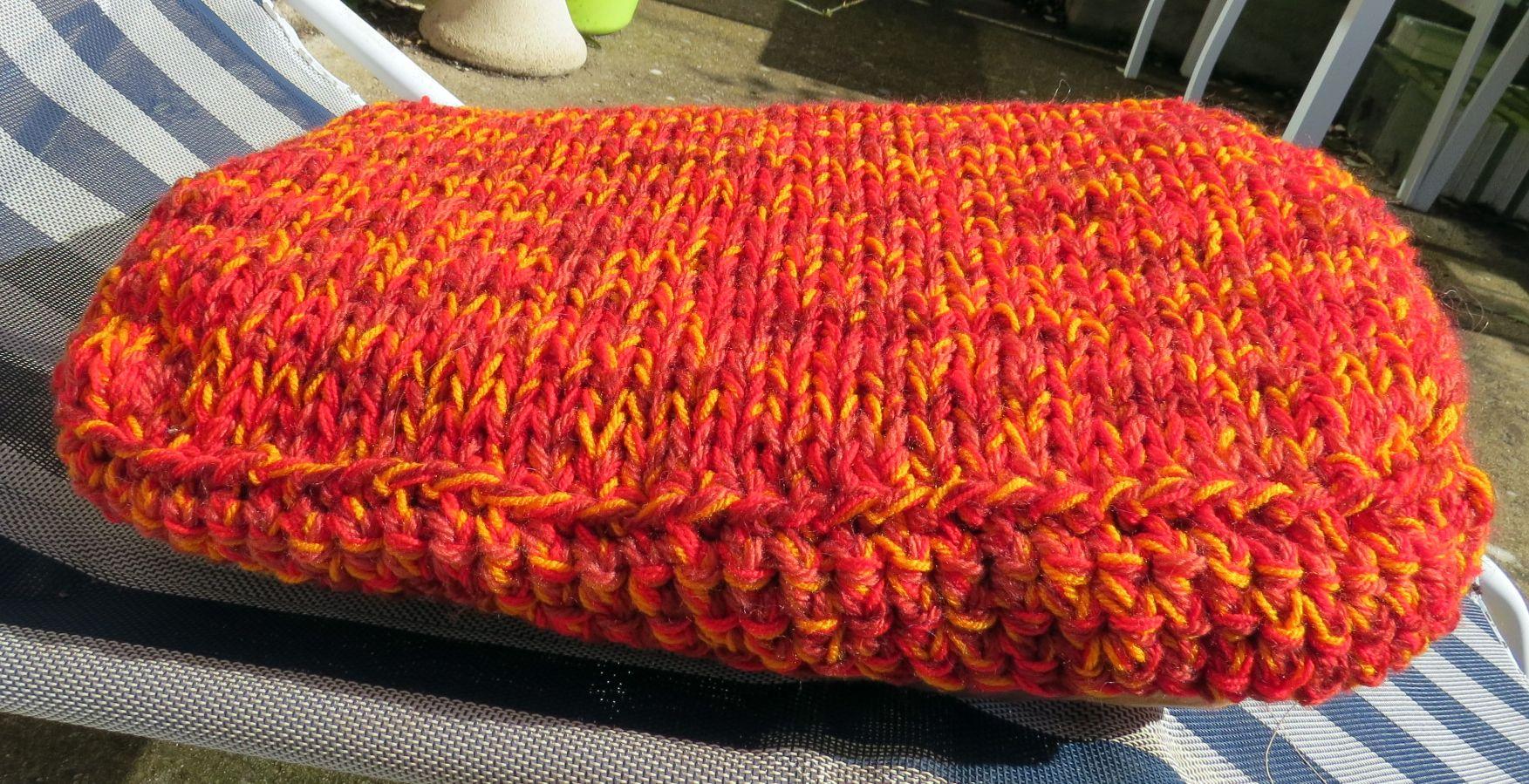 Dernières créations tricotées