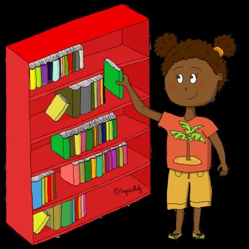 Métier scolaire - Le bibliothécaire