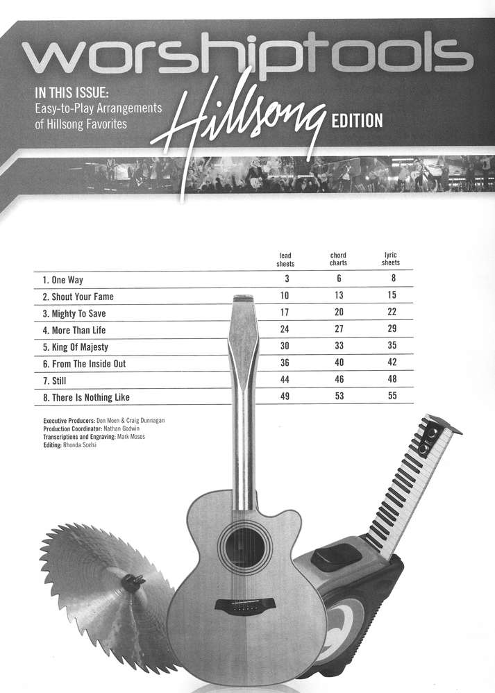 Worship Tools: Hillsong Music