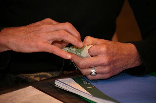 Stage d'initiation à la dentelle à l'aiguille
