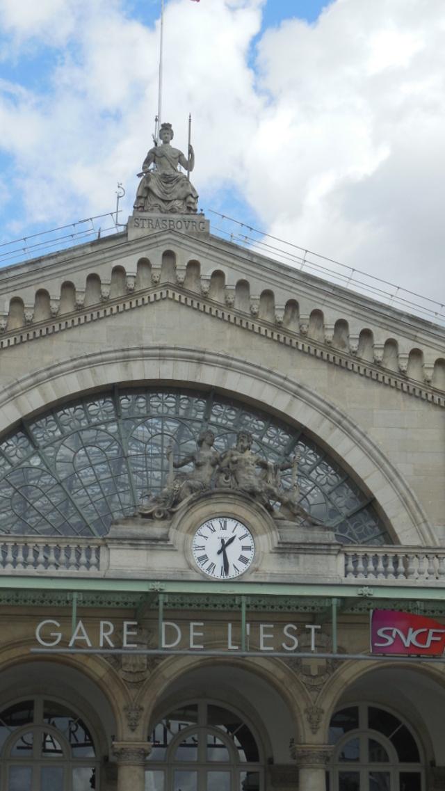 Gare de l' Est (Paris 10)