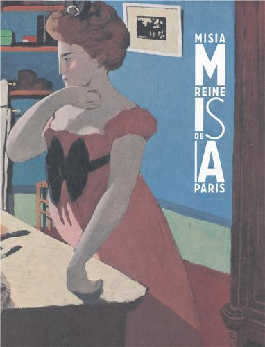 Misia reine de Paris, couverture du catalogue d'exposition