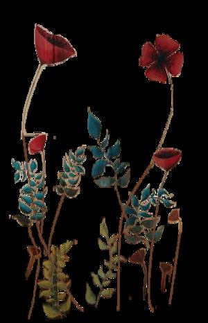 Tubes Graphiques : Fleurs