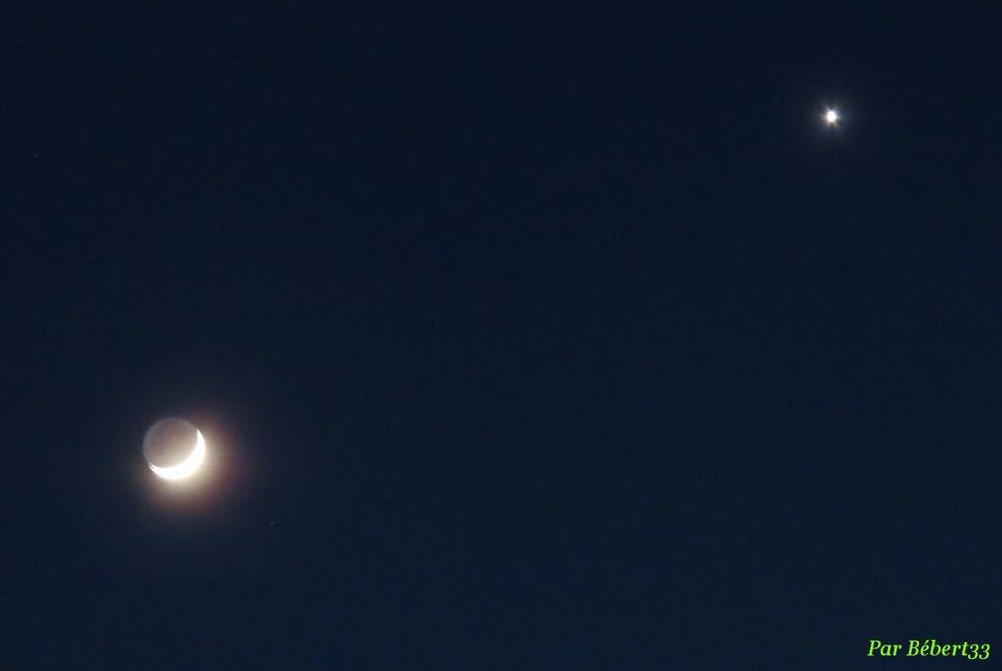 la lune et ... !