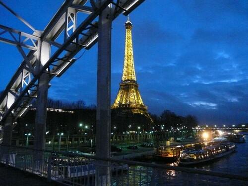 Paris en février...