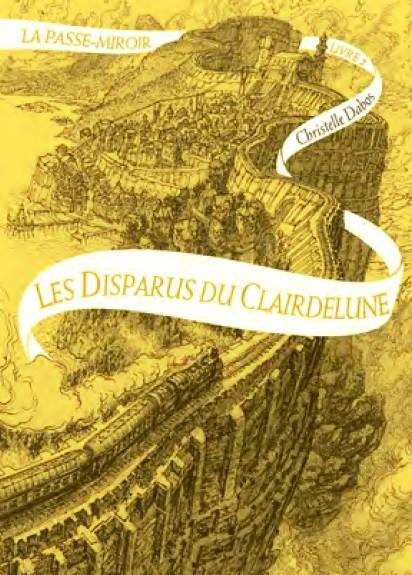couverture du deuxième tome de La Passe-Miroir
