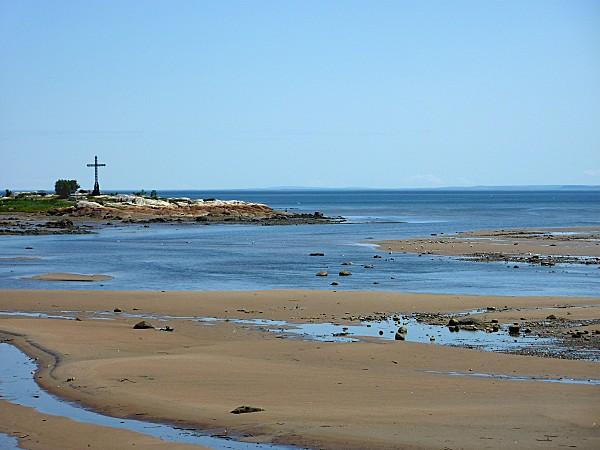 Tadoussac marée basse