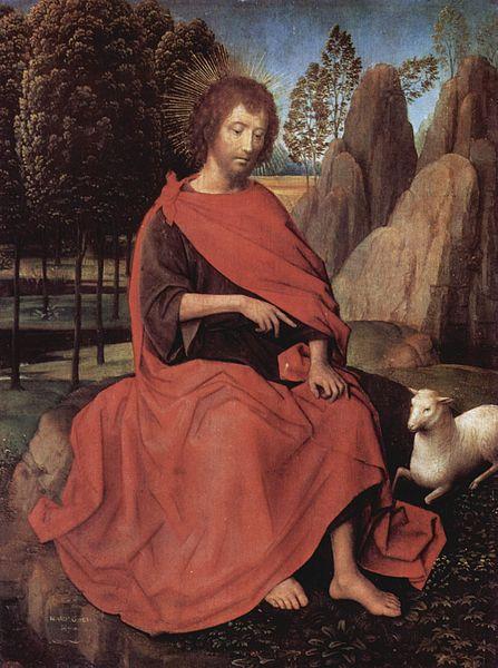 Litanies en l'honneur de saint Jean-Baptiste