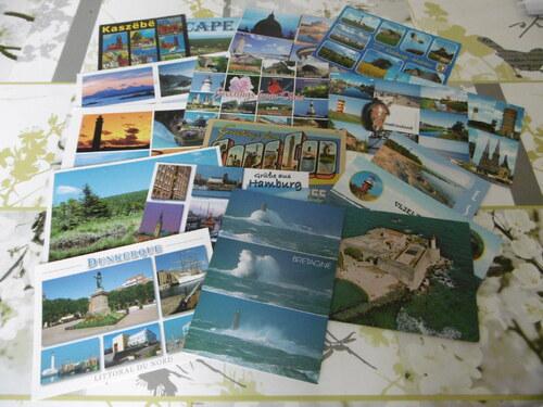 Echange ATC et photos contre cartes postales