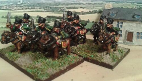 Régiment de hussard n°6 (2° Silésien)