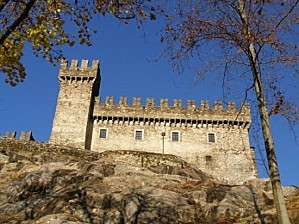 sasso-corbaro-castle
