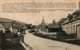 LES REMPARTS DE BEAUSSAULT (Seine-Maritime)