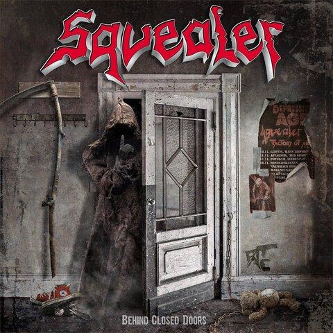 SQUEALER - Les détails du nouvel album ; titre en écoute