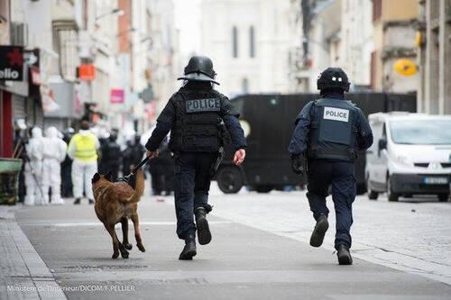 Assaut au nord de Paris: un chien du Raid tué par les terroristes