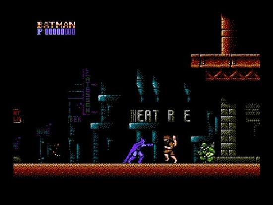 Batman s