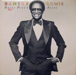 Ramsey Lewis - Three Piece Suite - Complete LP