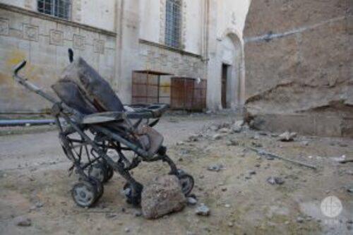 Irak, Plaine de Ninive plus de 200 millions de dollars en dommage - AED